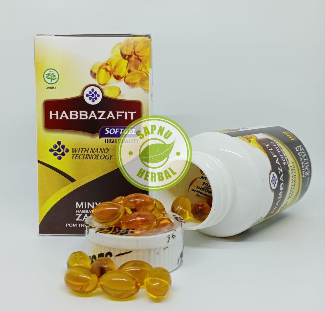 Habbazafit Softgel